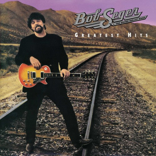Bob Seger & the Silver Bullet Band - Greatest Hits - Covert Vinyl