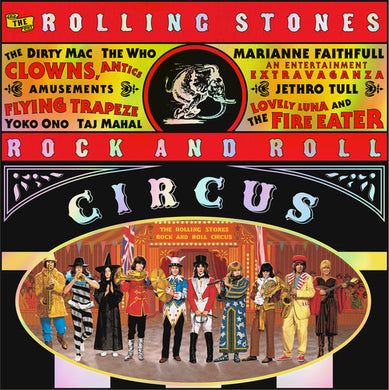 Rolling Stones, The - The Rock and Roll Circus