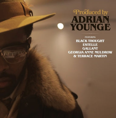 Adrian Younge - Produced by Adrian Younge