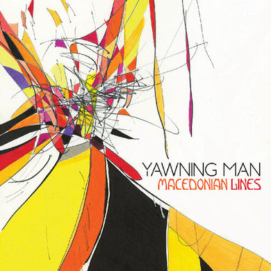 Yawning Man - Macedonian Lines - Colored Vinyl