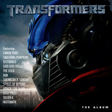 Various Artists - Transformers: The Album
