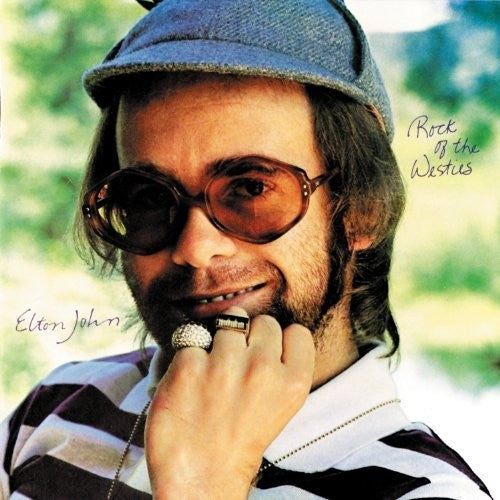 Elton John - Rock Of The Westies - Covert Vinyl