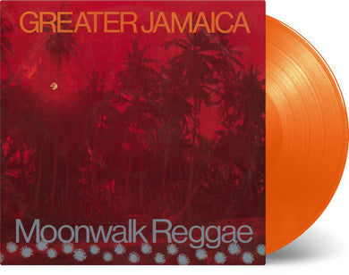 Tommy McCook & the Supersonics - Greater Jamaica Moonwalk Reggae