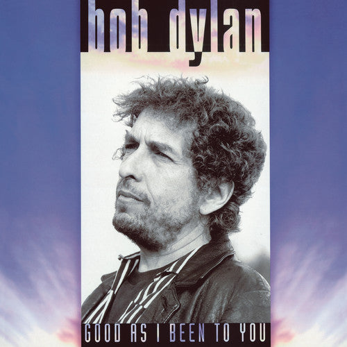 Bob Dylan - Good As I Been To You - Covert Vinyl