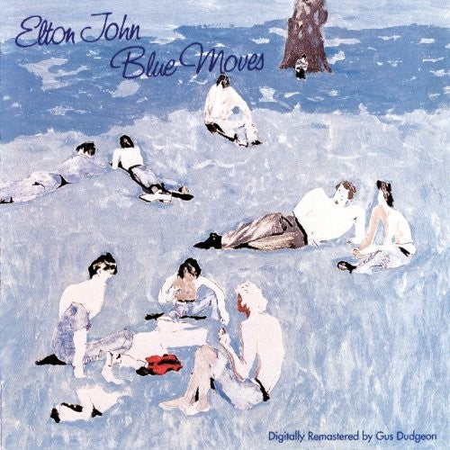 Elton John - Blue Moves - Covert Vinyl