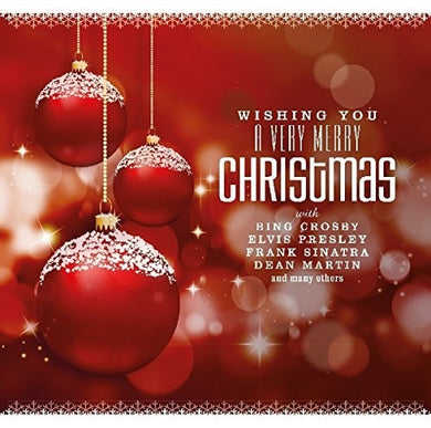 Various Artists - Wishing You A Very Merry Christmas