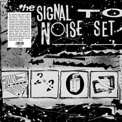Various Artists - The Signal To Noise Set