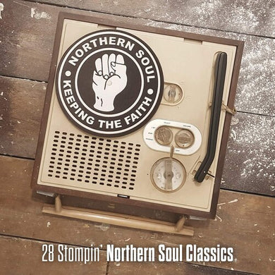 Various Artists - Keeping The Faith: 28 Stompin Northern