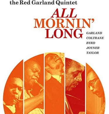 Red Garland Quintet - All Mornin Long
