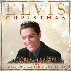 Elvis Presley - Christmas with Elvis Presley and the Royal Philharmonic Orchestra - Covert Vinyl