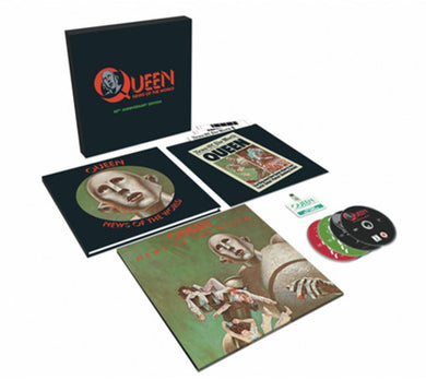 Queen - News Of The World - 40th Anniversary Box Set