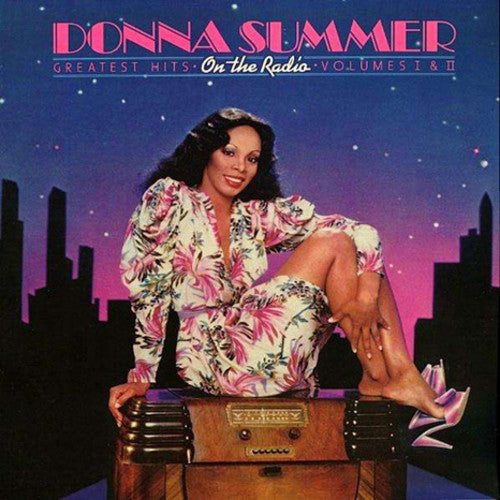 Donna Summer - On The Radio: Greatest Hits Vol. 1 & 2 - Colred Vinyl