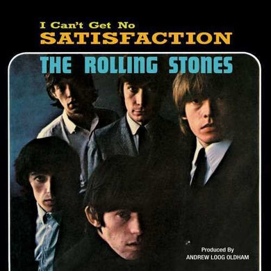 Rolling Stones, The - (I Can't Get No) Satisfaction - 12