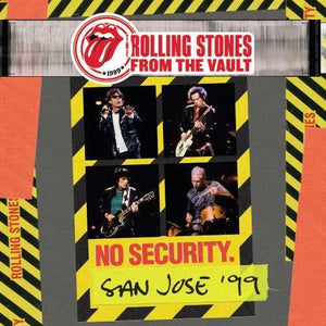 Rolling Stones, The - From The Vault: No Security. San Jose '99