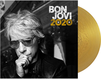 Bon Jovi - 2020 - Colored Vinyl