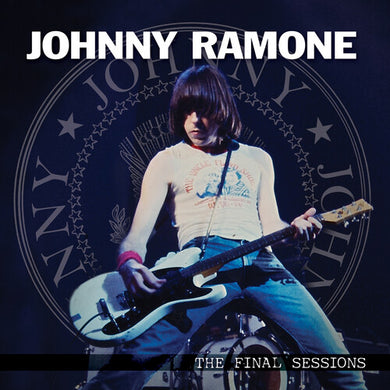 Johnny Ramone - Final Sessions - Limited Edition Red Vinyl