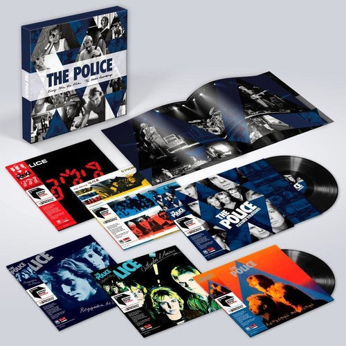 Police, The - Every Move You Make: The Studio Recordings