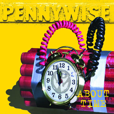 Pennywise - About Time - Indie Exclusive