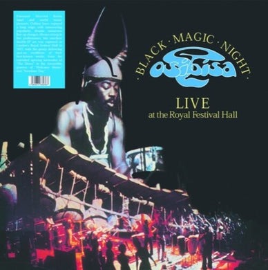 Osibisa - Black Magic Night
