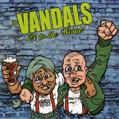 Vandals, The - Oi To The World - Colored Vinyl