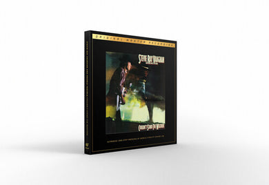 Stevie Ray Vaughan & Double Trouble - Couldn't Stand The Weather - Mobile Fidelity
