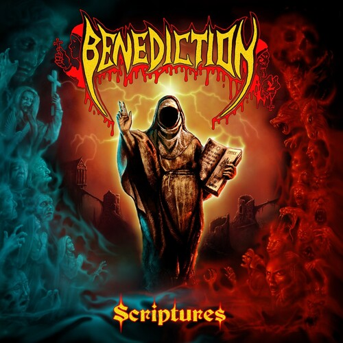 Benediction - Scriptures - Colored Vinyl