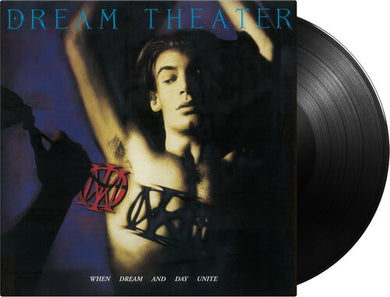 Dream Theater - When Dream And Day Unite - Music On Vinyl