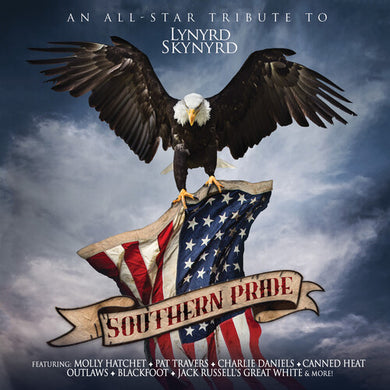 Various Artists - Southern Pride - An All-Star Tribute To Lynyrd Skynyrd