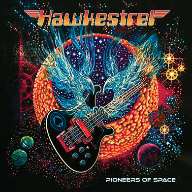 Hawkestrel - Pioneers Of Space - Colored Vinyl