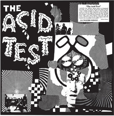 Ken Kesey - The Acid Test - Colored Vinyl