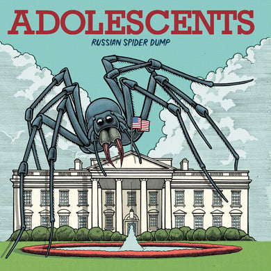 Adolescents, The - Russian Spider Dump