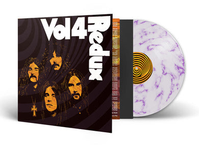 Various Artists - Volume 4 (Redux) - White/ Purple Marble Vinyl
