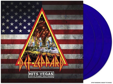 Def Leppard - Hits Vegas - Live At Planet Hollywood