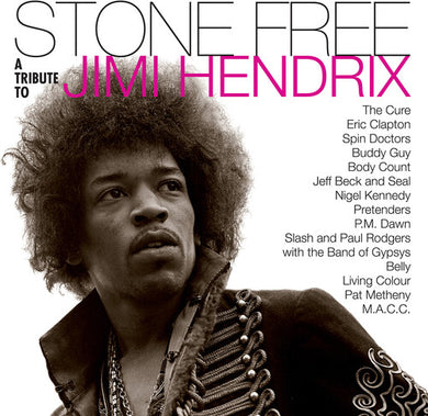Various Artists - Stone Free: Jimi Hendrix Tribute - Colored Vinyl