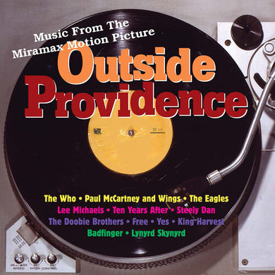 Various Artists - Outside Providence (Music From the Motion Picture) - Colored Vinyl
