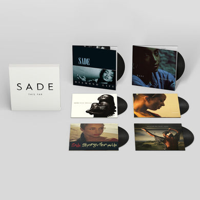 Sade - This Far - Box Set