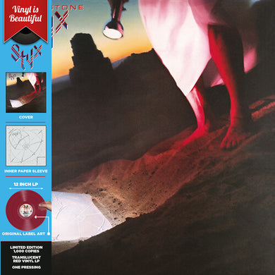 Styx - Cornerstone - Colored Vinyl