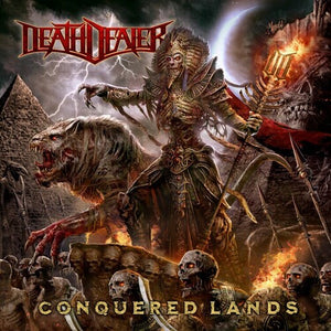 Death Dealer - Conquered Lands - Red Vinyl