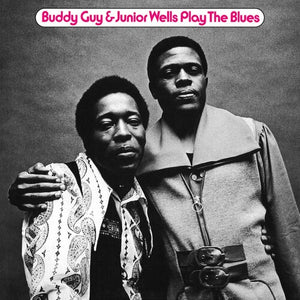 Buddy Guy & Junior Wells - Play The Blues - Clear Vinyl