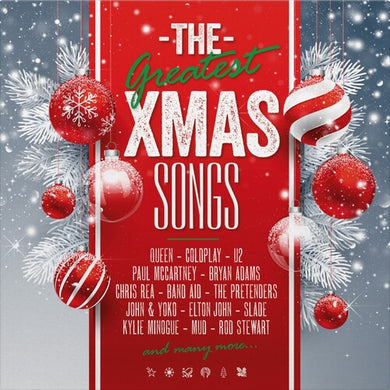 Various Artists - The Greatest Christmas Songs - Music On Vinyl