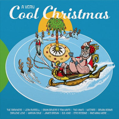 Various Artists - A Very Cool Christmas - Music On Vinyl