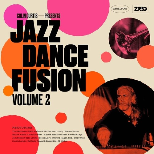 Colin Curtis - Colin Curtis Presents Jazz Dance Fusion Volume 2
