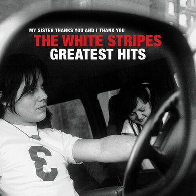 White Stripes, The - The White Stripes Greatest Hits