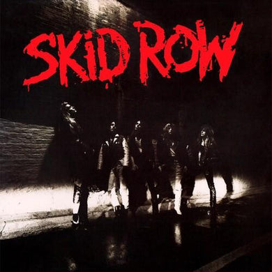 Skid Row - Skid Row - Gold Colored Vinyl
