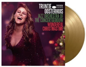 Trijntje Oosterhuis & Jazz Orchestra Of The Concertgebouw - Wonderful Christmastime - Music On Vinyl