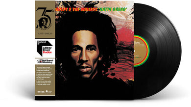 Bob Marley & The Wailers - Natty Dread - Half-Speed Version