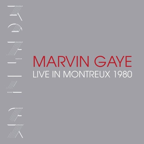 Marvin Gaye - Live At Montreux 1980 (with CD)