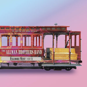 Allman Brothers Band, The - Fillmore West 1-31-71