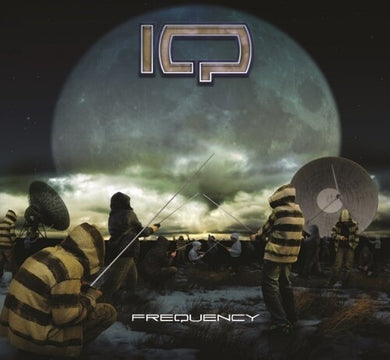 IQ - Frequency - Blue Vinyl - Import