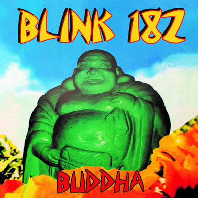 Blink 182 - Buddha - Tri-Colored Vinyl